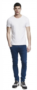 JERSEY T-SHIRT UOMO SLIM FIT N11XX