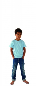 T-SHIRT JUNIOR CLASSICA EPJ01
